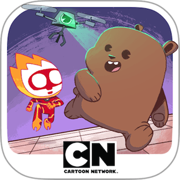 Cartoon Network's Party Dash