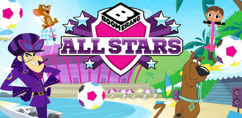 Boomerang All Stars Boomerang Apps Cartoon Network Mobile Apps